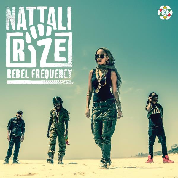 Rebel Frequency - Digital (Nattali Rize)