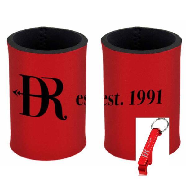 Stubby Cooler + Bottle Opener (Dean Ray)