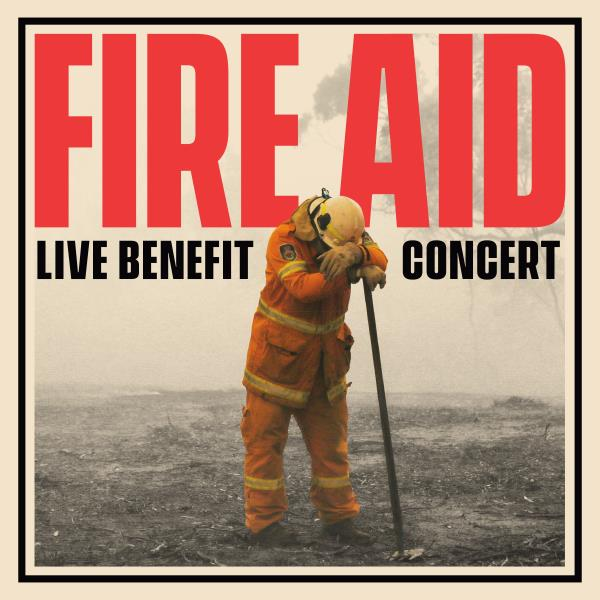 Fire Aid (John Butler, The Waifs, San Cisco & Stella Donnelly)