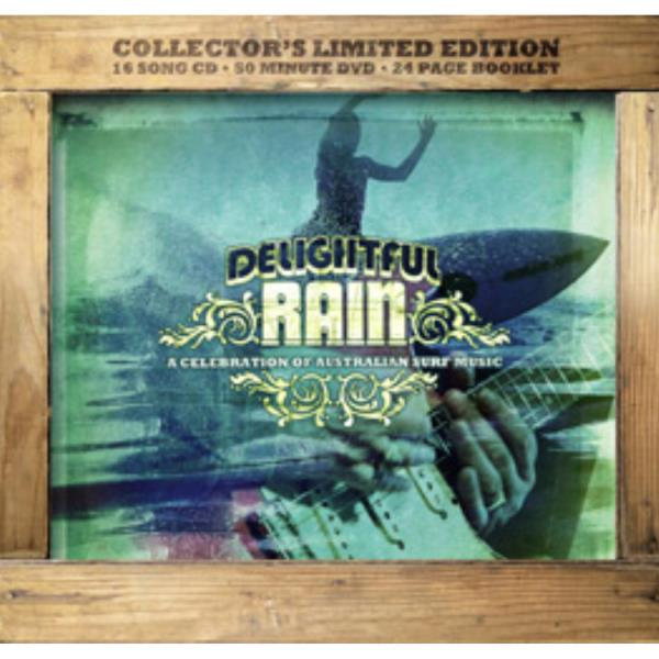 Delightful Rain CD/DVD (Various Artists)