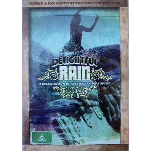 Delightful Rain DVD (Various Artists)